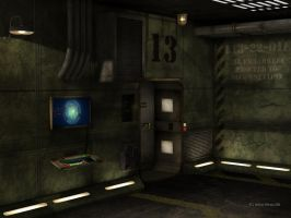 Airlock 13 WIP 2 by 2753Productions