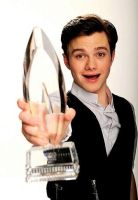 Chris Colfer People's Choice by GleekBar1FTW