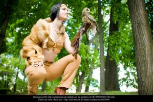 Barbarian 25 by SariennStock