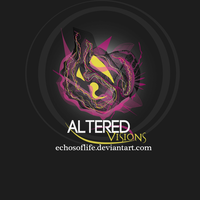 Altered Visions Version 2 by echosoflife