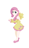 Fluttershy by TheNoodleDude