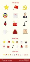 CPPCC Icons by gaoshan