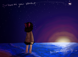 Just Leave Me Your Stardust by MishaChanX