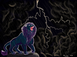 King of Thunders by Tirrathee