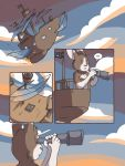 The Flying Lion Page01 by go-ccart