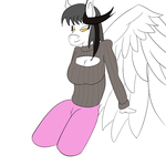 Booby Sweater by Ptor987