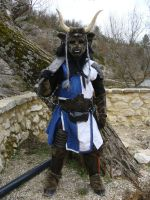 Minotaure Fursuit new version by Bear-Crafter