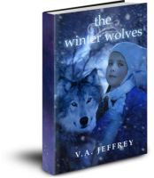 the winter wolves by Phatpuppyart-Studios