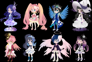 OTA selfy adopts (closed) by i-am-a-fangirl