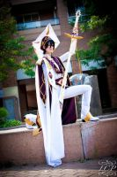 Code Geass R2: Emperor Lelouch by LiquidCocaine-Photos