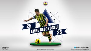 Emre Belozoglu by Power-Graphic