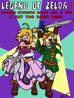 +We're All Named Zelda+ by CynicalCucco