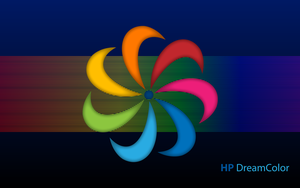 HP DreamColor Wallpaper Multi by tempest790