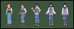 ash into Hinata by TheDarkShadow1990