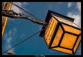 Ye Olde Cheshire Cheese by dynamick