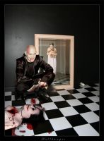 Wait And Bleed by hellbanger