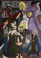 The Final Eight by Demonchild1988