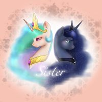 My sister by Dertaii