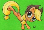 Apple Jack by tee-kyrin