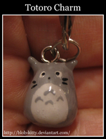 Totoro Charm by ShinyCation
