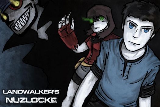 Landwalker's Nuzlocke - title by land-walker