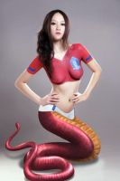 Wolrd Cup showgirl-04 by jaserzhang