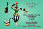 MMD Symphony Master DL by 0-0-Alice-0-0