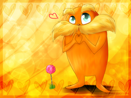 the Lorax by VanessaGiratina