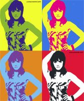 Katy Perry PopArt by LizzRawr