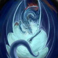 Dragon by Kika-alf