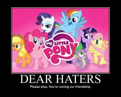 No Hating, Please by Luigifangirl101