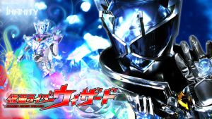 Kamen Rider Wizard Infinity Style by Pokkrong007