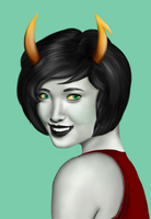 Kanaya Maryam by Oatsprite