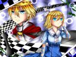 Vocaloid:Infinity_Identity by shimei17