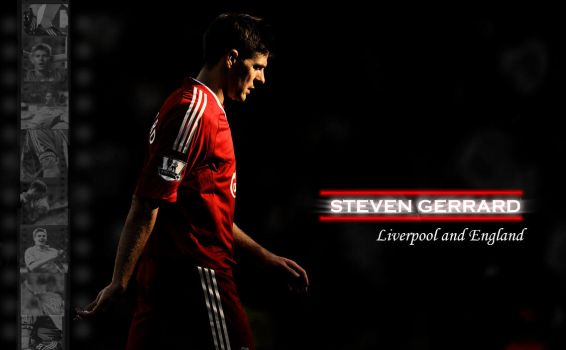Steven Gerrard. by TheReds-1892
