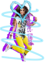 Selena Gomez Swirl Edit+Request by MaddieLovesSelly