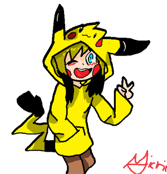 Pikachu by michiartz1