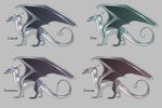 Swordwing Adopt #1 [ALL SOLD] by xTheDragonRebornx