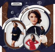 PACK PNG 497   LUCY HALE. by MAGIC-PNGS