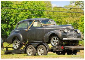 A 1940 Chevrolet by TheMan268