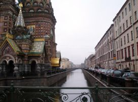St. Petersburg 7 by Elvfisalive