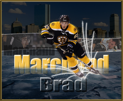 Brad Marchand by Vanessa28