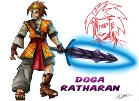 WhytMange tourny 2012 Rnd 2 entry- Doga by taresh