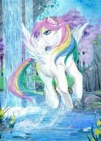 OLD G1 Starshine001 by RainWaterfallsZone