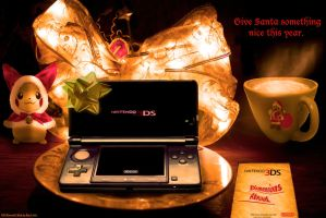 3DS Christmas AD by 0124nathan