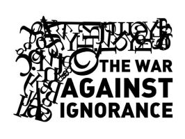 """The War Against Ignorance"" by Aerorato"