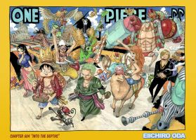 One Piece - Into the Depths by ComeCoverMe