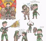 Takeo doodles by CalliopeCloudCat