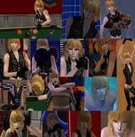 Sims 2: Mello by Chocolatier-Mihael