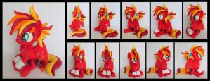 Fire Strike by fireflytwinkletoes